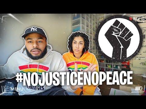 NO JUSTICE. NO PEACE ✊????