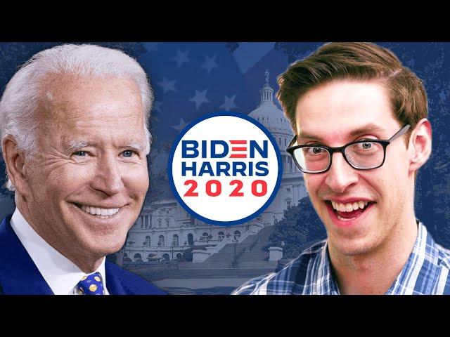 英語のJoe Bidenのビデオ発音