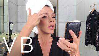 Red Carpet Ready Eyes - Make Up Tutorial   Victoria Beckham
