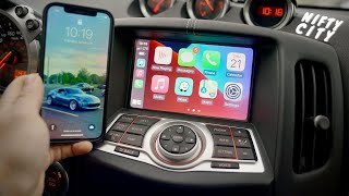 How to Get Apple Car Play on Your Stock Headunit