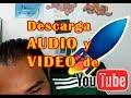 MP3 ROCKET Pro 7.4.1 - Tutorial: Descarga audio y vídeo de YouTube