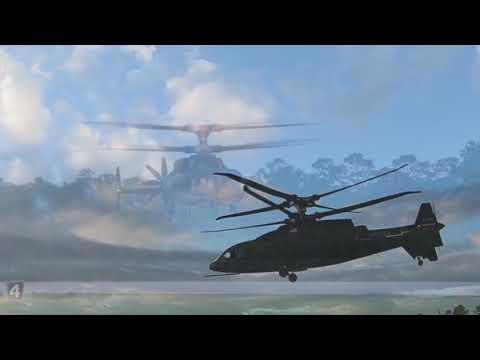 Primer vuelo del Sikorsky-Boeing SB-1 Defiant