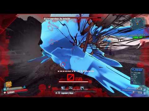 OP8 melee zero terramorphous solo - игровое видео смотреть