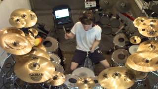 Marillion-Waterhole Drum Cover