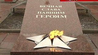 Сергей Митин вновь проинспектировал состояние мемориала «Огонь вечной славы» в Чудове