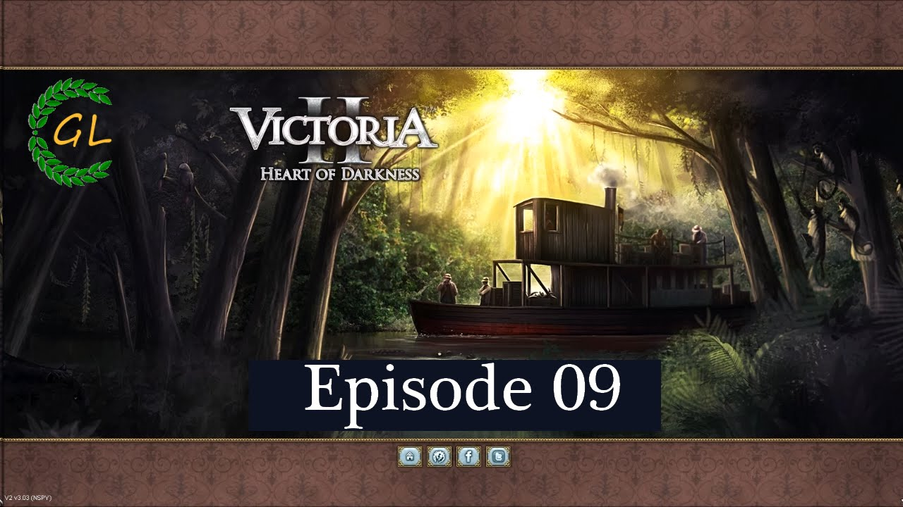[FR - HD] Victoria 2 - Episode 09