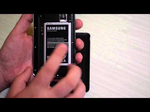 Foto Samsung Galaxy Note 3 Neo LTE: Unboxing