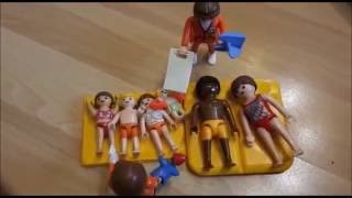 Playmobil Film  Unfall Im Aquapark