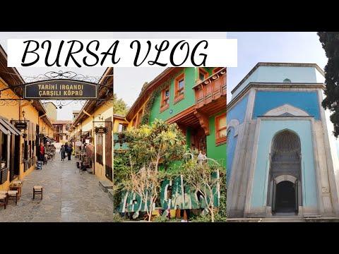 Download BURSA VLOG   Irgandı Çarşılı Köprü  & Yeşil Türbe Mp4 HD Video and MP3
