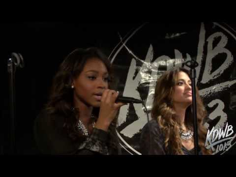 Fifth Harmony Covers 'Royals' Live in the KDWB Skyroom