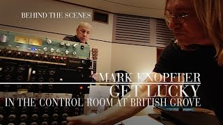 Brand new clip on the official Mark Knopfler YouTube channel: