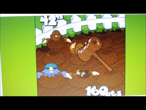 Whack a Mole- A free online game