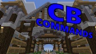 Minecraft Server Tutorial Chat Sonstige Befehle AdminCmd - Minecraft server spieler entbannen