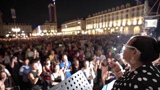No Green Pass, chi c'è dietro la manifestazione di Torino: il reportage