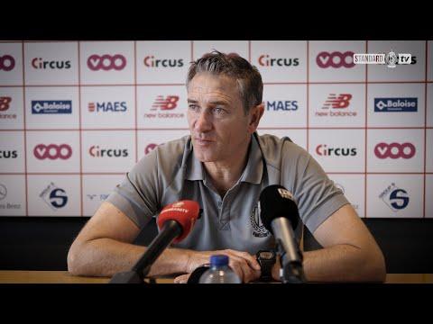 L'avis du coach sur le tirage d'Europa League