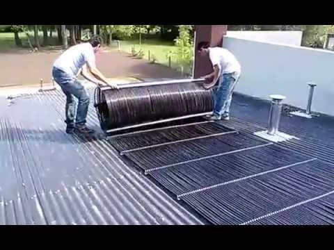 Climatizacion solar para piscinas