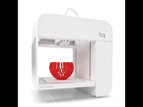 Witbox go! bq  Impresora 3D con Android