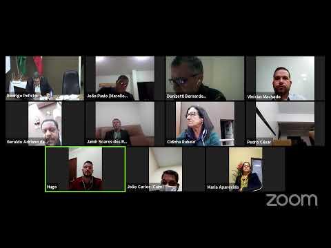 Reunião Ordinária (25/05/2020) - Câmara Municipal de Arcos