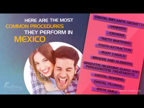 Mexico Top Cities for Dental Care