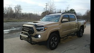 2018 Toyota Tacoma TRD Sport: Review (And Things You Didn't Know) !!!