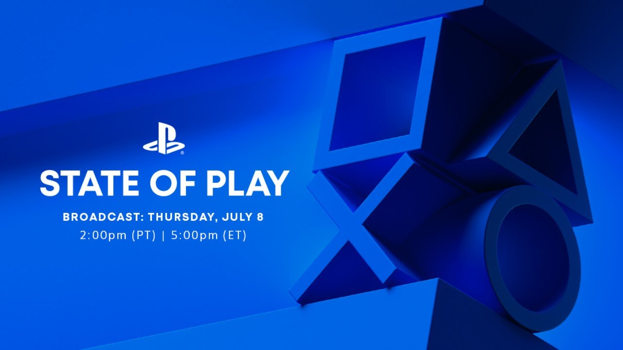 State of Play kicks off today at 2pm PT, 11pm CEST