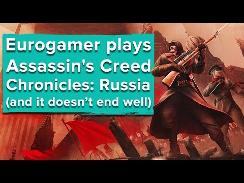 Gameplay de Assassin's Creed Chronicles: Russia
