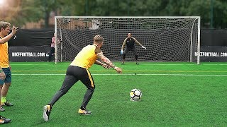 freekickerz vs Sergio Ramos - Penalty Football Challenge