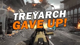 Treyarch Gave Up On Black Ops 4