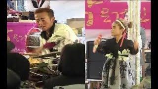 작은거인@윤정단장이 아끼는 짱구/명품 북 장구 공연~18/10/14 금산인삼 축제