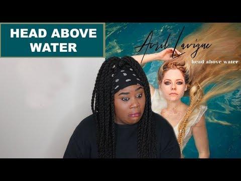 Avril Lavigne - Head Above Water |REACTION| (видео)