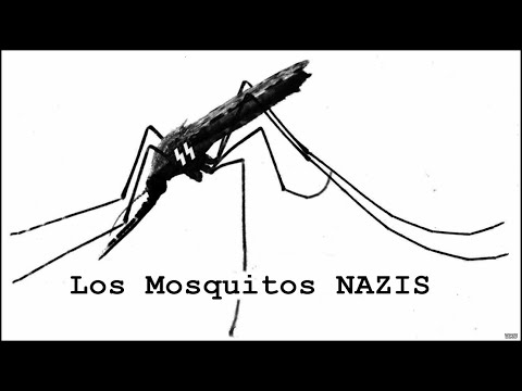 Los Mosquitos Nazis (1944) By Tru