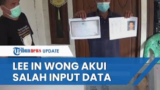 Lee In Wong, WNA yang Diduga Ikut Vaksinasi Covid-19 Pakai NIK Warga Bekasi Sebut Salah Input Data