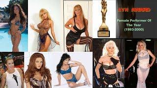 Female Performer Of The Year AVN Award (1993-2000)   AVN Award Winner