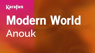 Karaoke Modern World - Anouk *