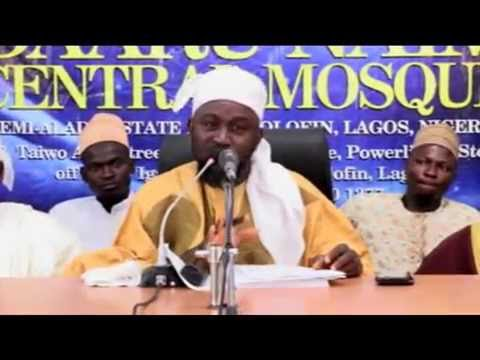 Ideal Home in Islam Part 1 (Ramadan Tafsir 2016)