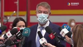 Iohannis - apel către români: Virusul nu pleacă în concediu sau în vacanţă, e în comunitate; feriţi-vă de el