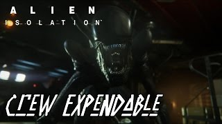 ► Alien : Isolation | #0 | Crew Expendable DLC! | CZ Lets Play / Gameplay [1080p] [PC]