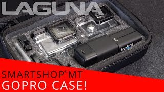 Custom GoPro Case with SmartShop MT