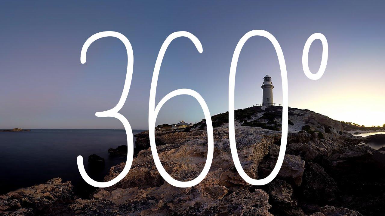 Watch Tourism Australia's New 360-Degree VR Videos