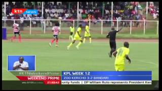 AFC Leopards suffer yet another defeat as they succumb to Kakamega Homeboyz