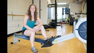 Rowing for Lifters with Cassi Niemann