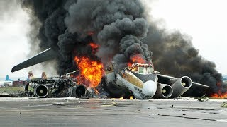 The Most Horrible Plane Crash Accident In The World