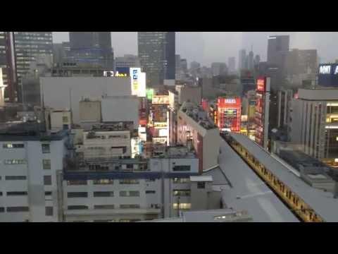Remm Akihabara Hotel Room Tour in Tokyo Japan 2015