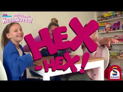 Bibi Blocksberg - DER BLUBBERNDE HEXENKESSEL │ Schmidt Spiele (Erklärvideo)