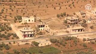 Turkish observation point in Idlib