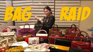 I Bag Raid Myself Ft. My Designer Bag Collection| Rufa Mae Quinto
