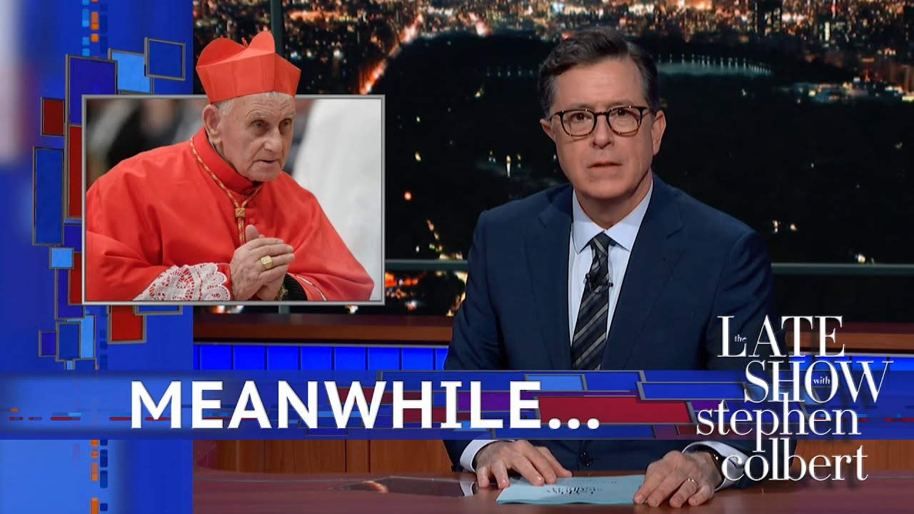 Meanwhile... It's Exorcism Fest At The Vatican! thumbnail