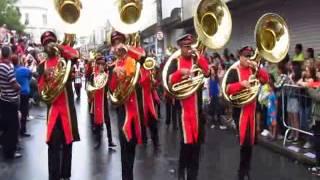 Banda M Senai Limeira tocando (La Bamba)