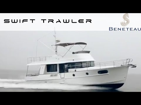 Beneteau America Swift Trawler 44 video