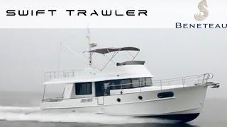 Beneteau Swift Trawler 44 - Test By BoatTest.com